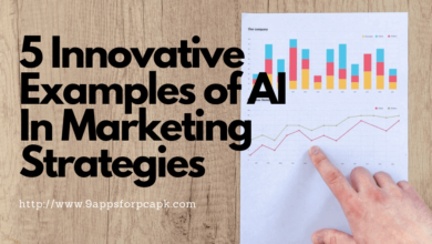 5 Innovative Examples of AI In Marketing Strategies