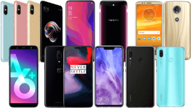Selection and comparison of the best 6 inch smartphones on the market