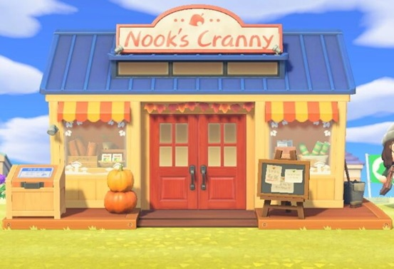 Animal Crossing New Horizons Nooks Cranny 1